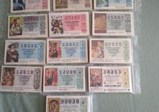 Años completos loteria sabados