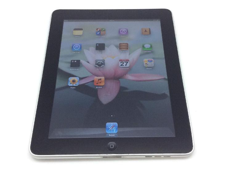 Ipad apple ipad 1 (wi-fi) (a1219) 16gb