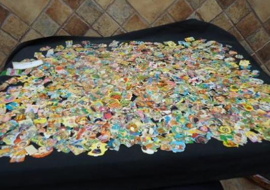 Lotes 640 de cromos para jugar cromos troquelados