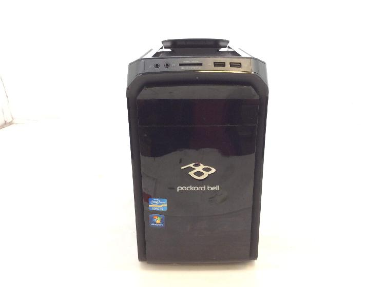 Pc packard bell intel core i5-2300 2.8ghz + 4gb ram + 466gb