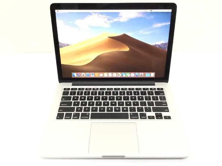 Portatil apple apple macbook pro retina core i5 2.8 13