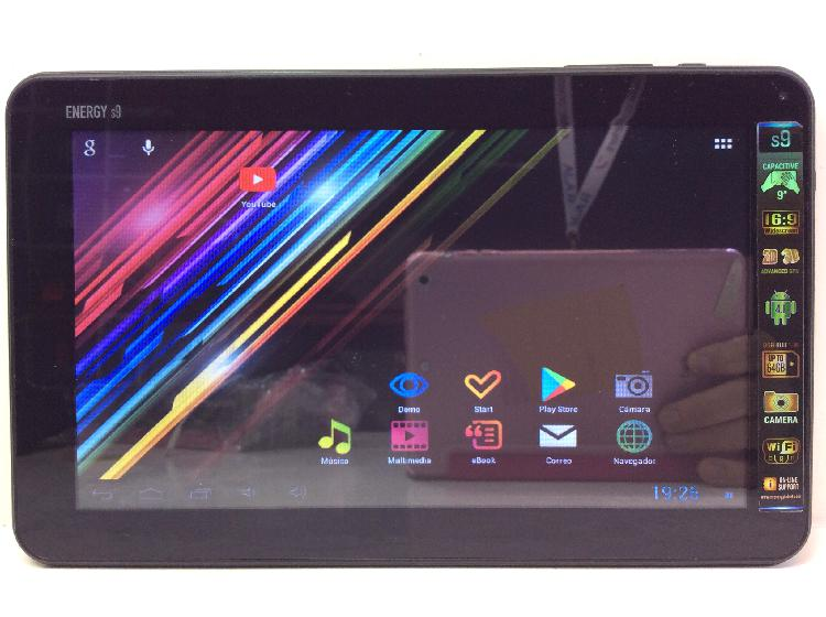 Tablet pc energy sistem s9 9.0 8gb wifi