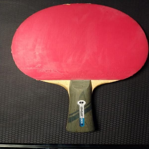 2 raquetas tenis de mesa