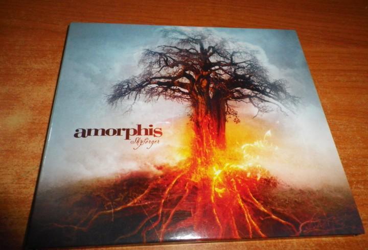 Amorphis skyforger cd album digipack año 2009 edicion