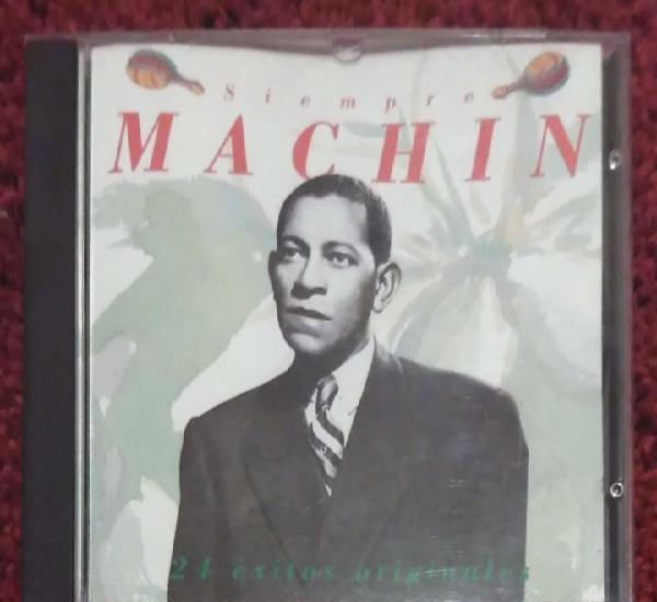 Antonio machin (siempre machin - 24 exitos originales) cd