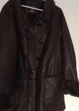 Abrigo de mujer, armani jeans, talla 44