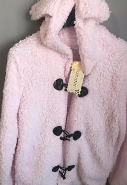 Abrigo nuevo talla s-m