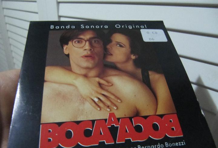 Boca a boca 2 temas 1995 promo carton