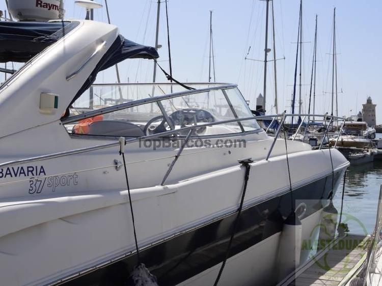 Bavaria yachts 37 sport