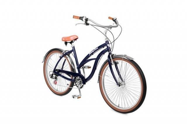 Bicicleta johnny loco beach cruiser sinatra