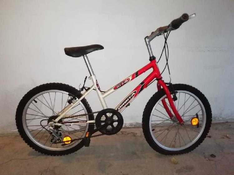 Bicicleta de niña/niño