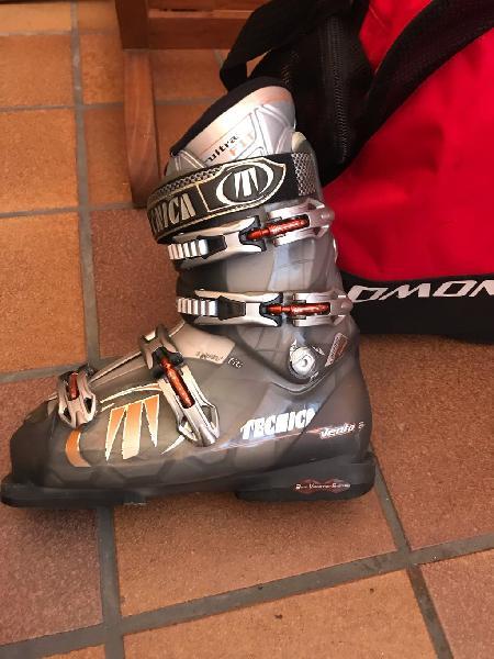 Botas de esquí cama alta