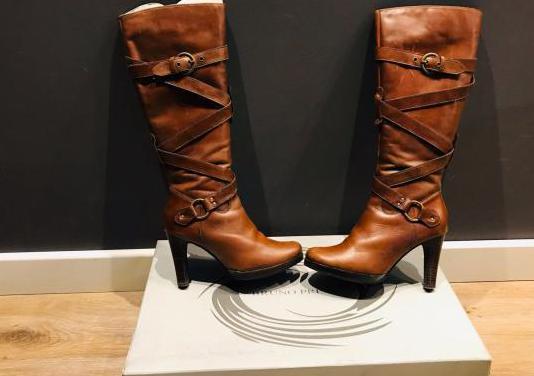 Botas de piel mujer bruno premi t36