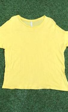 Camiseta s/m nueva stradivarius