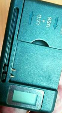 para Fuji Fujifilm finepix f100fd//f200 Rápido-cargador con micro USB Plug