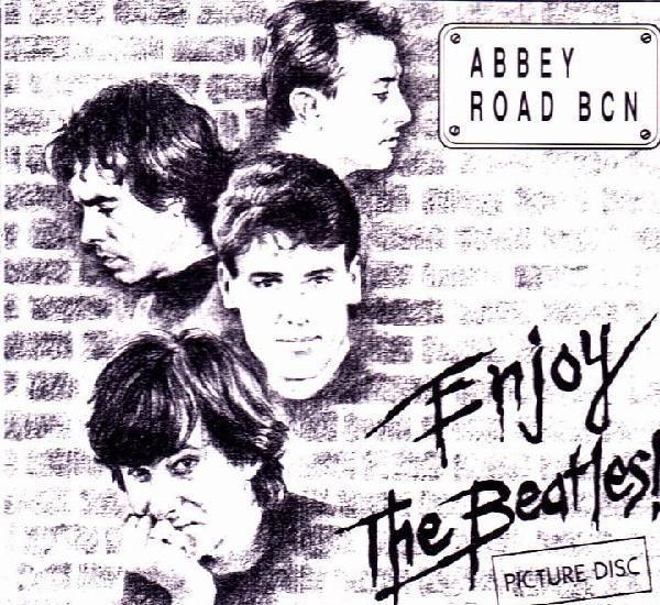 Cd abbey road bcn - enjoy the beatles cd album con versiones