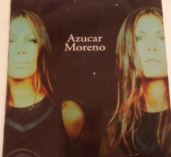 Cd single promo azucar moreno: mecachis, 1998