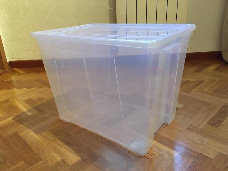 Caja almacenaje grande
