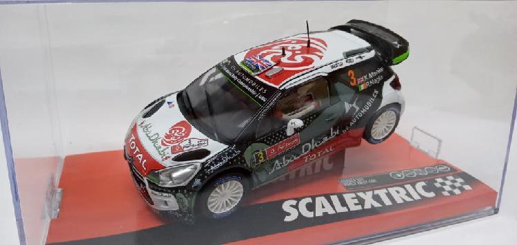 Citroën ds3 portugal scalextric nuevo