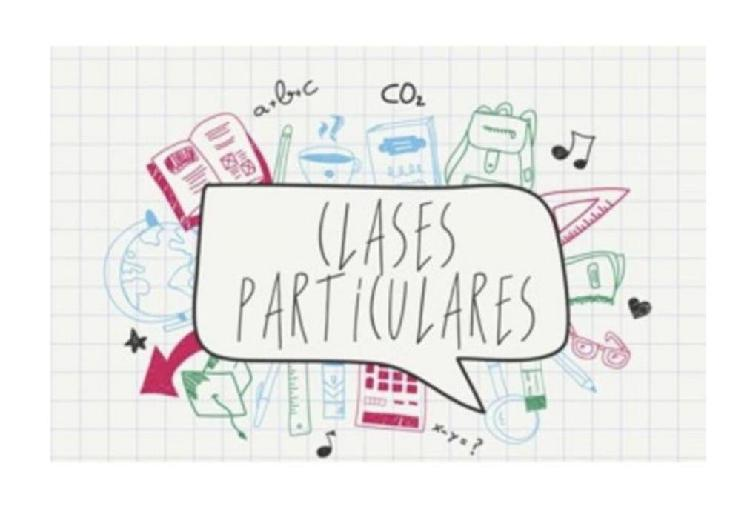 Clases particulares 10€