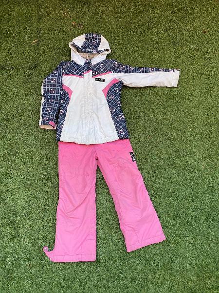 Conjunto de esquí niña 6-8 años