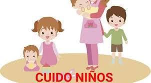 Cuidar niños y dar clases
