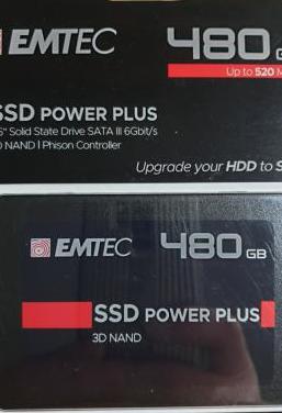 Disco solido emtec 2.5 sataiii 480gb