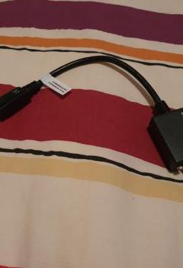 Displayport adaptador cable a vga