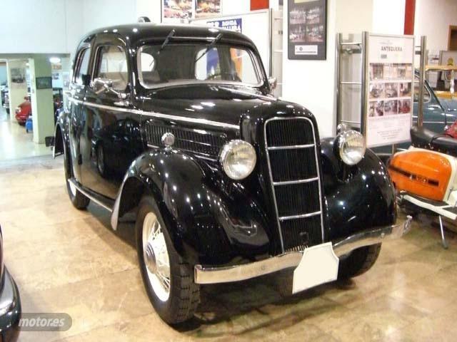 Ford c saloon 10 hp por 11.000 eur. en valencia