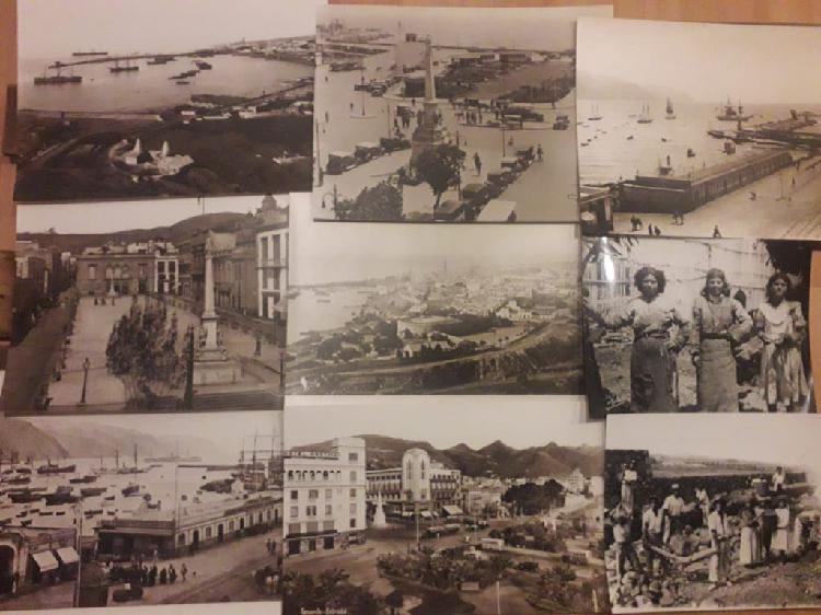 Fotografias antiguas islas canarias