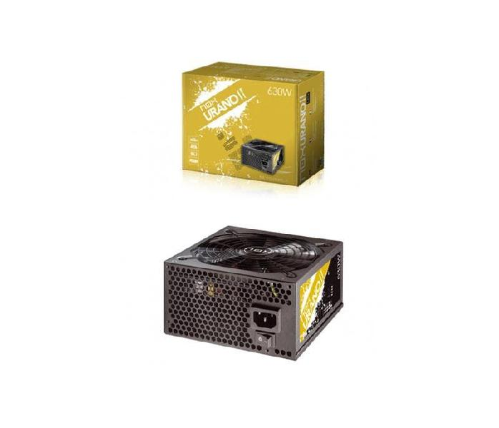 Fuente alimentación nox urano ii 630w - fuente/psu