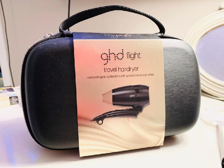 Ghd flight secador de viaje plegable ultra ligero
