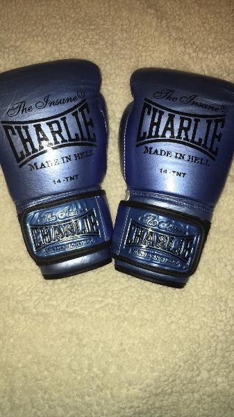 Guantes de boxeo (charlie)