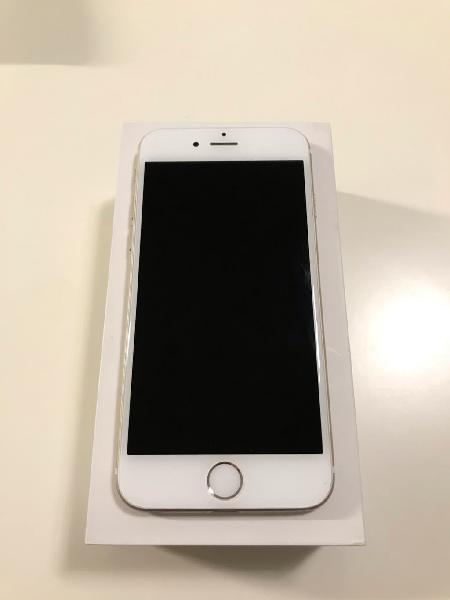 Iphone 6 dorado bateria cambiada