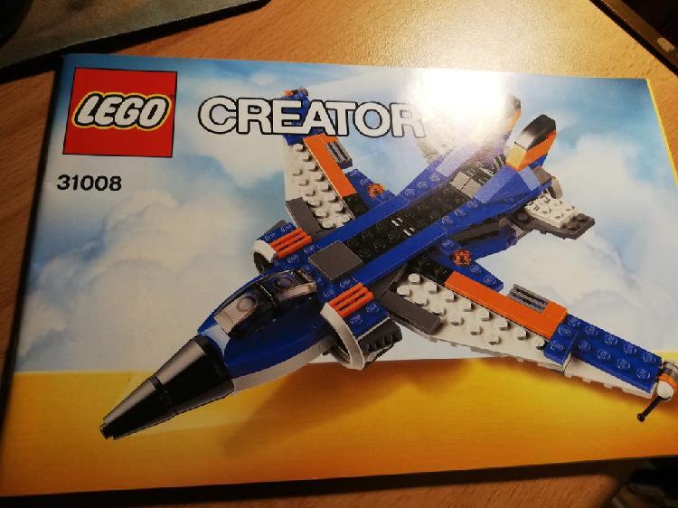 Lego creator modelo 31008