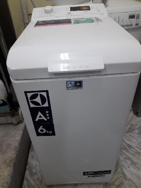Lavadora carga superior marca electrolux clasea+++