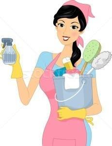 Limpieza por horas