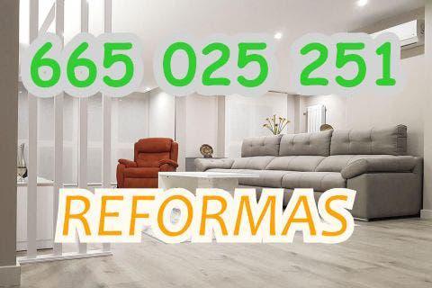 Mantenimiento y reparaciones domésticas low
