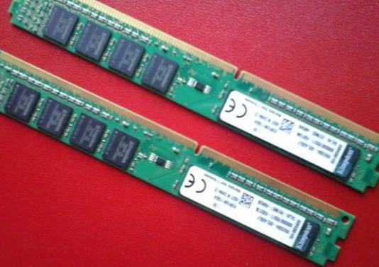 Memoria ram kingston 4gb ddr3 1600.