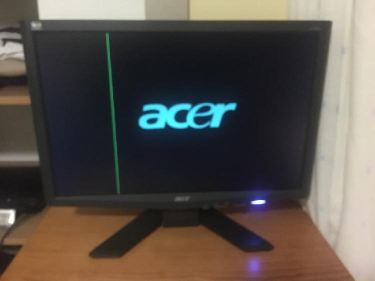 Monitor pantalla ordenador acer