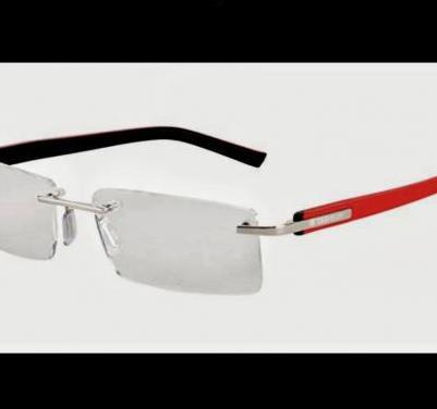 Montura de gafa tag heuer.