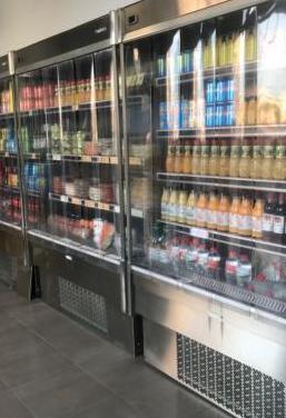 Neveras expositoras de supermercado