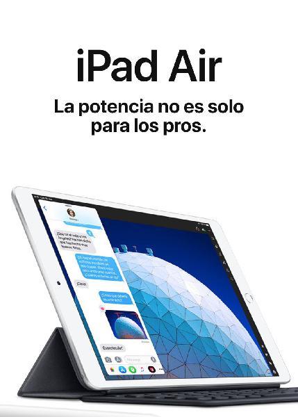 Nuevo ipad air 2019 64gb wifi nuevo