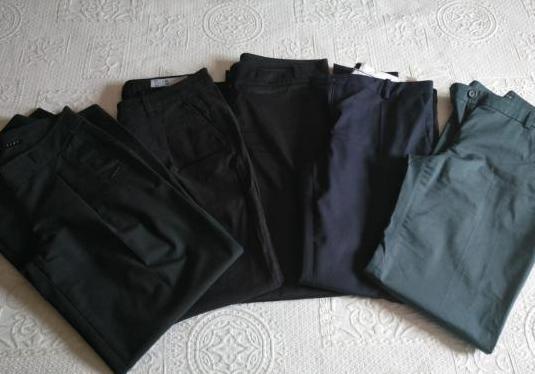 Pack de 4 pantalones de vestir