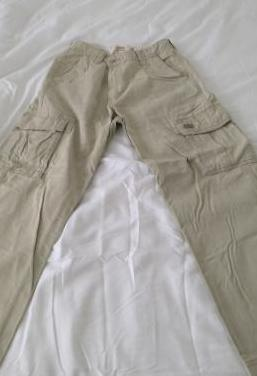 Pantalón levis cargo talla w32 l32