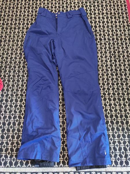 Pantalón snow/esquí salomon