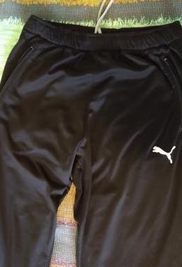 Pantalones deportivos puma, talla s