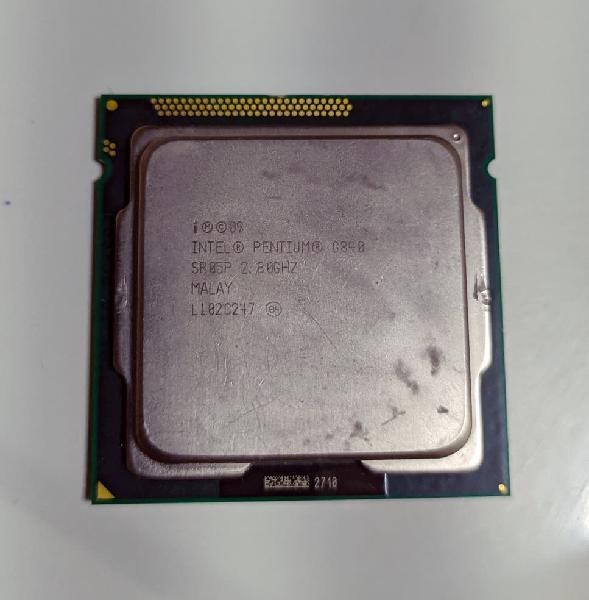 Procesador intel pentium g840