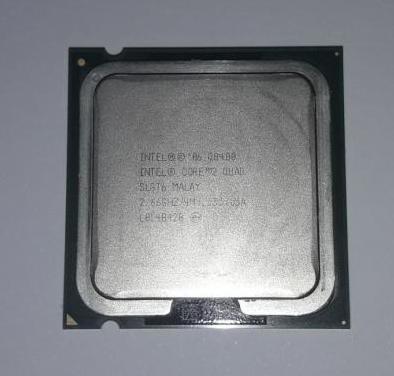 Procesador intel q8400
