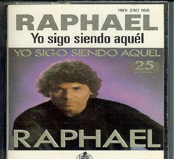 Raphael yo sigo siendo aquel / a veces me pregunto / un dia